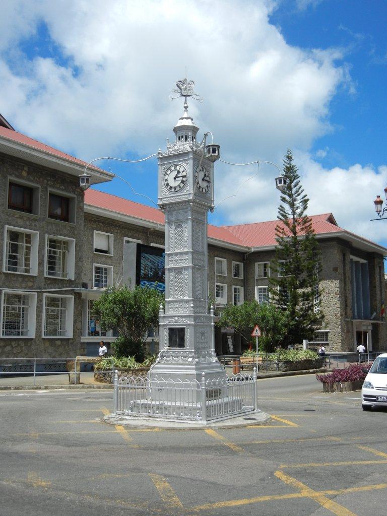 Clock-Tower Victoria