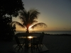 Sonnenuntergang am Islander